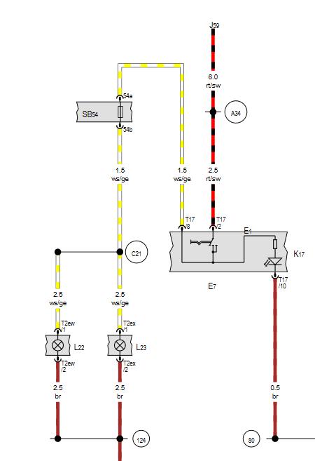 Cornering Lights на POLO SD Установка и возможные проблемы