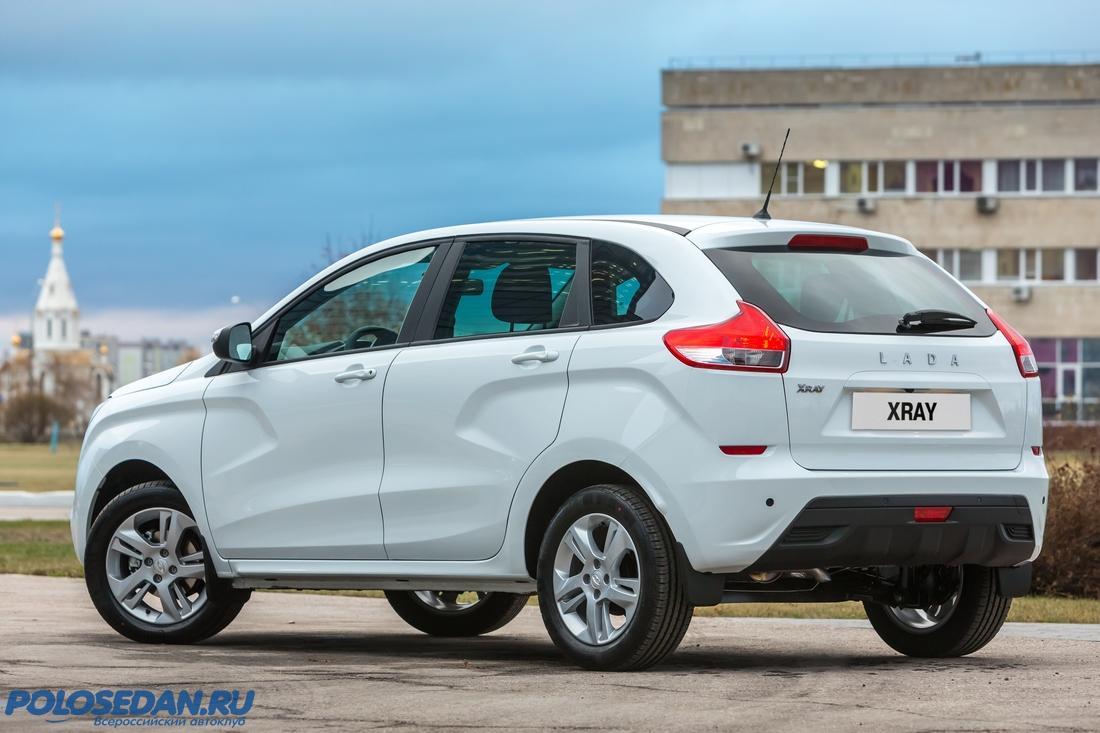 Lada X RAY -конкурент? Впечатления и отзывы о модели.