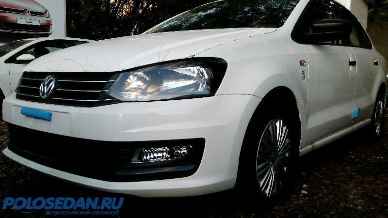 Новая Volkswagen Jetta 2014-2015