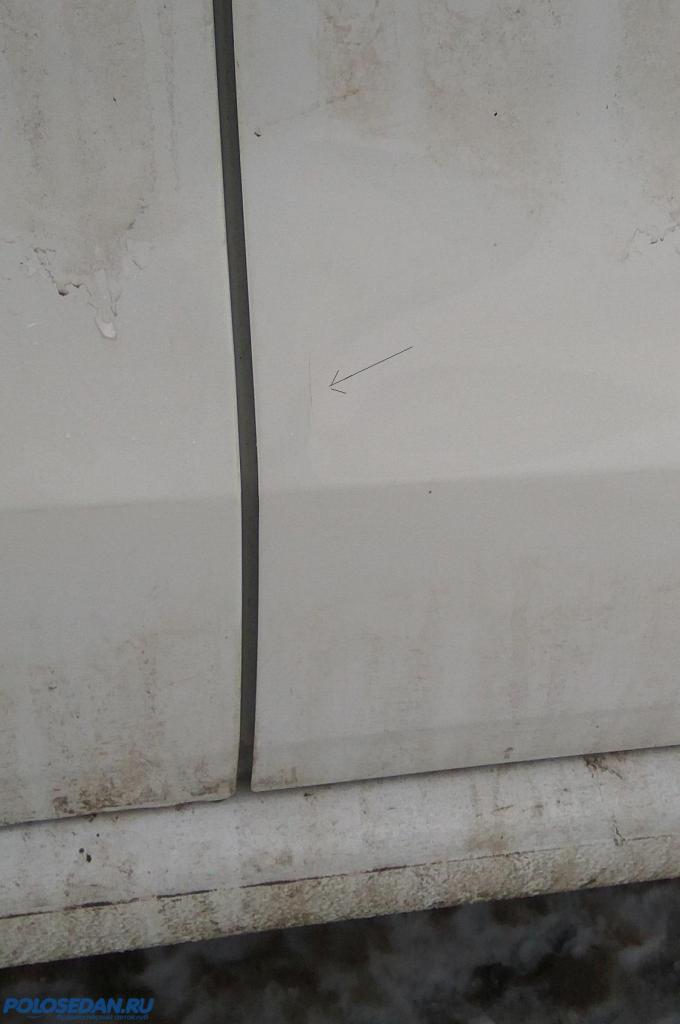 Понятный кузовной ремонт VW Polo remont-poloru - Страница 2