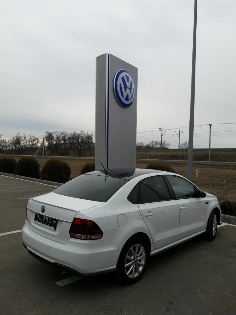 VW Polo sedan GT - Страница 7