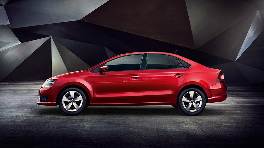 VW Polo Sedan vs Skoda Rapid - Страница 125