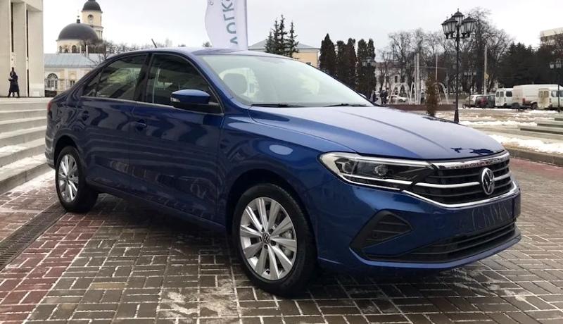 Появились все подробности о новом VW Polo 2020 для России