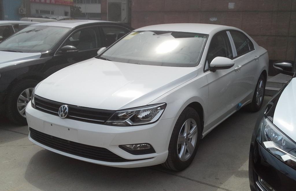 Будущая Volkswagen Jetta 2016-2017 старт продаж в Китае - Стр 2