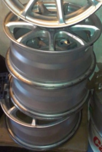 Выбираем диски для новой машины R14 и R15 - Стр 79