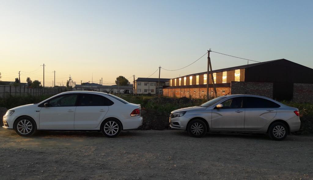 Новый седан Lada Vesta- конкурент - Стр 161