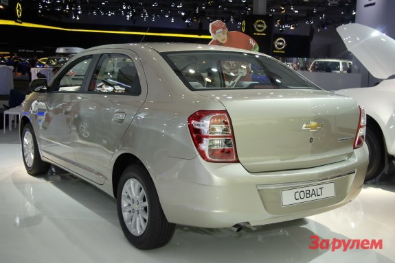 Polo Sedan vs. Chevrolet Cobalt