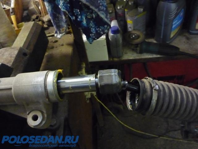 Ремонт вала рулевого управления ремонт поло Ремонт моторчика раздатки рено флюенс