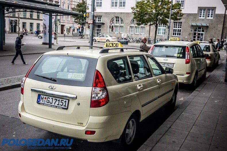 Лада Приора (люкс) vs VW Polo Sedan 2010