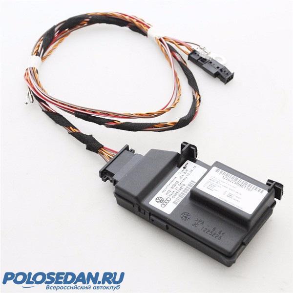 Датчик магнитного поля на VW PS