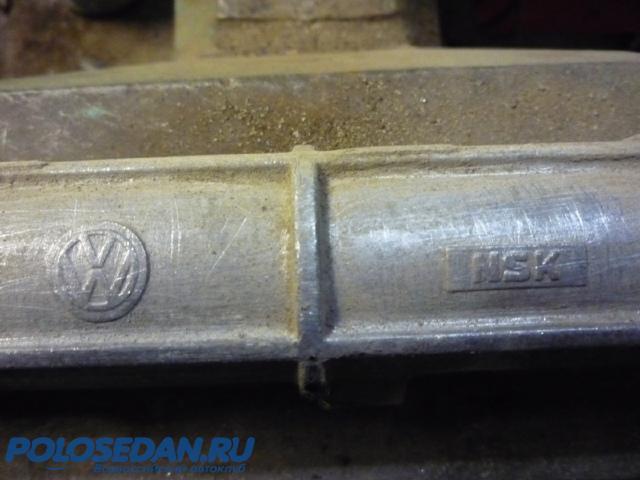 фотоотчет по ремонту рулевой рейки фольксваген т4
